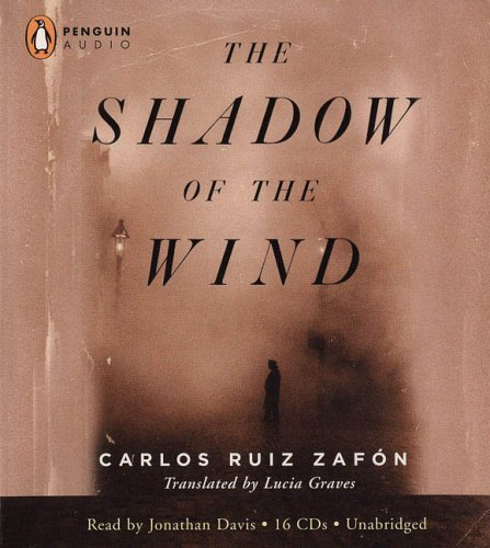 shadow of the wind zafon book review